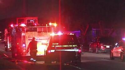 La policía investiga un tiroteo que acabó con la vida de un niño de 8 años en Pomona