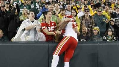Jamaal Charles: Los Packers jugaron mejor que nosotros y sus entrenadores fueron mejores