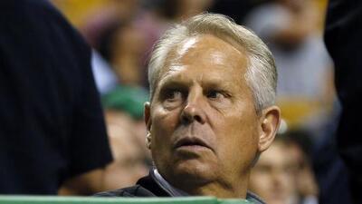 Danny Ainge, presidente de los Celtics, sufrió un infarto