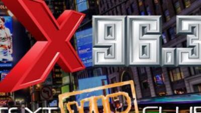 X 96.3 Text VIP Club