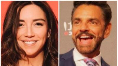 Eugenio Derbez demuestra que Regina Blandón no es una niña normal