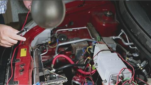 ¿Cómo funciona el primer vehículo eléctrico construido en México?