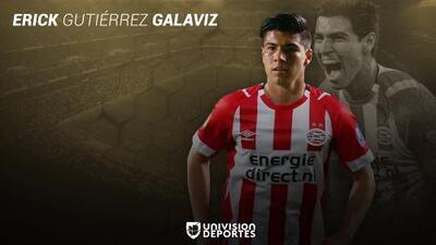 'Guti' anota gol cada 86 minutos con el PSV