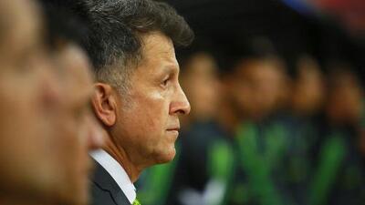 Mundial número 16 para México, la meta de Osorio: Expediente