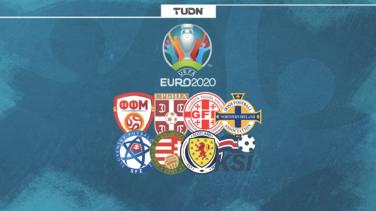 Euro 2020: Los últimos cuatro boletos se definen