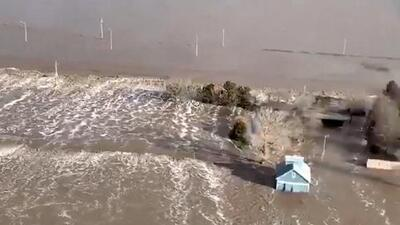 En un minuto: Inundaciones en el Medio Oeste rompen récords y dejan al menos tres muertos