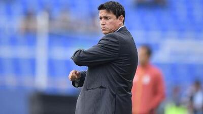 Salvador Reyes no revela la razón de la suplencia de Gerardo Alcoba en Santos