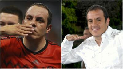 Estos futbolistas cambiaron los goles por las telenovelas