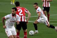 Athletic de Bilbao logra la victoria ante Sevilla. Con anotación al ángulo de Iñaki Williams (89'), los Leones rescatan triunfo y suman tres puntos para cerrar la Jornada 34 de LaLiga en el estadio Sanchez-Pizjuán.
