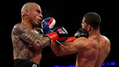 Miguel Cotto se despidió del boxeo con derrota; perdió ante Sadam Ali