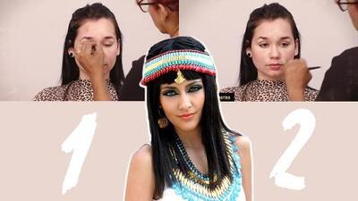 Consigue el 'look' de Azenate de 'José de Egipto' en sencillos pasos