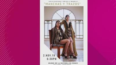 """Conoce la colección de moda """"Manchas y trazos"""" este 2 de noviembre"""