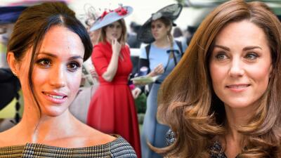 Así como Meghan Markle, Kate Middleton también tuvo roces con algunos miembros de la familia real