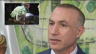 """""""Ese fue el acuerdo"""": cónsul de México en Miami explica cuándo se decidió que José José fuera cremado"""