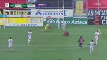 ¡Terrible! Milton Caraglio se pierde el gol con un mal cabezazo