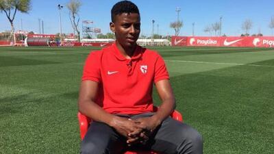 Joao Maleck no continuará con el Sevilla Atlético la próxima temporada