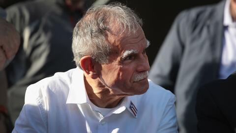 Oscar López Rivera asiste a la apertura del aniversario 35 de las Fiestas Patronales Puertorriqueñas en Humboldt Park
