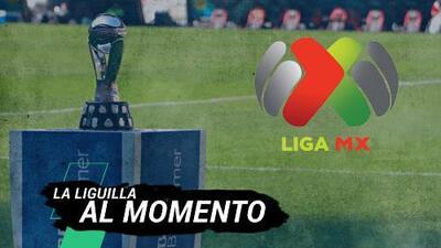 Así se jugaría la liguilla si hoy terminara la fase regular del Clausura 2019