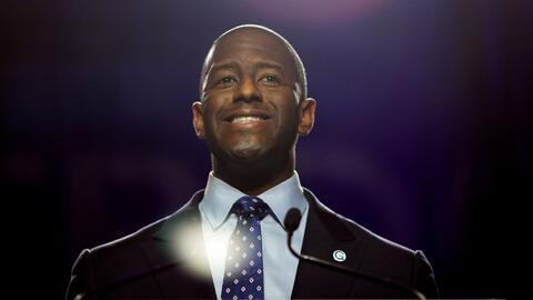 La victoria imprevista de Andrew Gillum en las primarias demócratas para gobernador de Florida