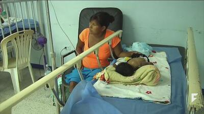 Venezuela's health system collapsing according to new report