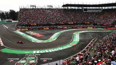 Se mantendría el Gran Premio de México en el calendario de la F1 en 2020