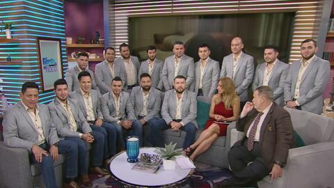 Raúl de Molina le preguntó a 'Banda El Recodo' si aceptarían mujeres en la agrupación