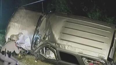 Un joven murió en un trágico accidente de tránsito en vías del Condado Montgomery, Texas