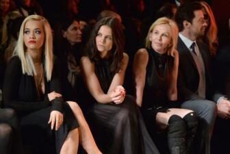 Estrellas adictas a la moda en NY