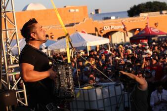 Conciertazo de Fiestas Patrias en Fort Worth