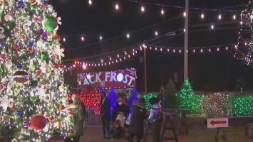 Las medidas de seguridad que debes tener en cuenta si vas a ir al Jack Frost Winter Pop-Up a ver luces navideñas