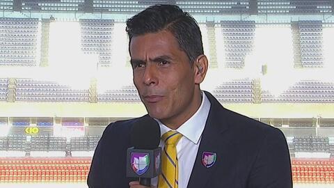 Oswaldo Sánchez considera que Mateus y el 'Bofo' se equivocaron en sus declaraciones