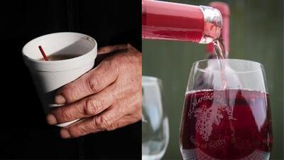 Las personas que consumen café y vino regularmente podrían tener la clave de la longevidad