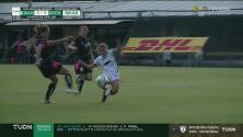 Laura Herrera define como de videojuego para el empate 1-1 ante Monterrey