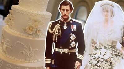 Rebanadas de pastel de cinco bodas reales serán subastadas (pero no se podrán comer)