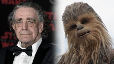 Murió Chewbacca: fallece Peter Mayhew, el actor que interpretó al emblemático personaje de 'Star Wars'