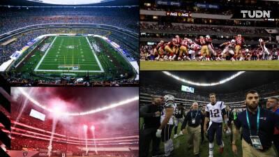 El Estadio Azteca, maravilloso recinto para la NFL