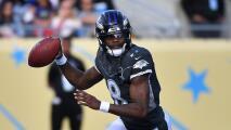 Lamar Jackson, MVP unánime de la NFL
