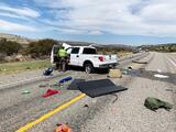 Aún sin identificar cuerpos de fallecidos en choque en la frontera