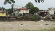 Activan fondo caribeño para ayudar a Dominica tras paso de Erika