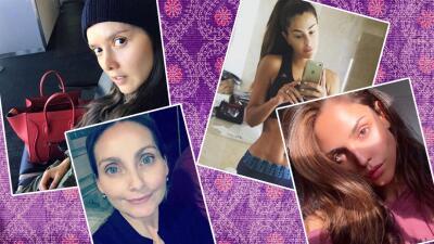 Marlene Favela y otras actrices que sorprendieron a sus fans al aparecer sin maquillaje