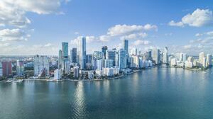 Se va un anticiclón y da paso a un frente frío para este viernes en la noche en Miami