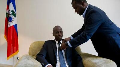 El futbol, ¿la ayuda que el presidente de Haití necesitaba?
