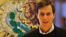 EPN condecoró al yerno de Trump con el 'Águila Azteca'