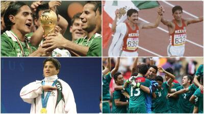 Día Internacional de la Felicidad: los grandes momentos deportivos que llenaron a México de júbilo