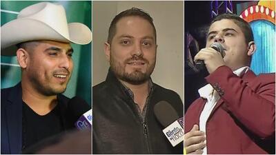 Se armó la fiesta grupera en Las Vegas con Espinoza Paz, Poncho Lizárraga y muchos más