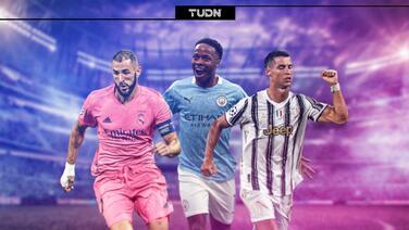 Los peculiares números que dejó el regreso de la Champions League