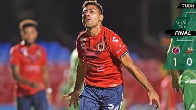 Por fin ganó Veracruz… pero en Copa MX