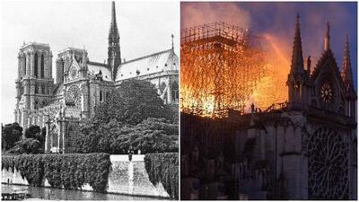 Todos los datos que debes saber sobre la catedral de Notre Dame antes y después del incendio