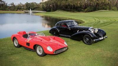 Estos fueron los ganadores de la exhibición de autos clásicos de Amelia Island 2019