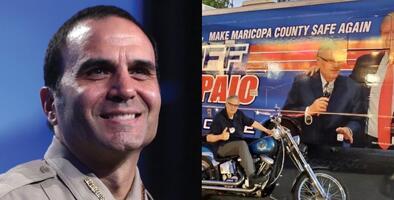 Así va la contienda para sheriff del condado Maricopa: Arpaio enfrenta a tres republicanos